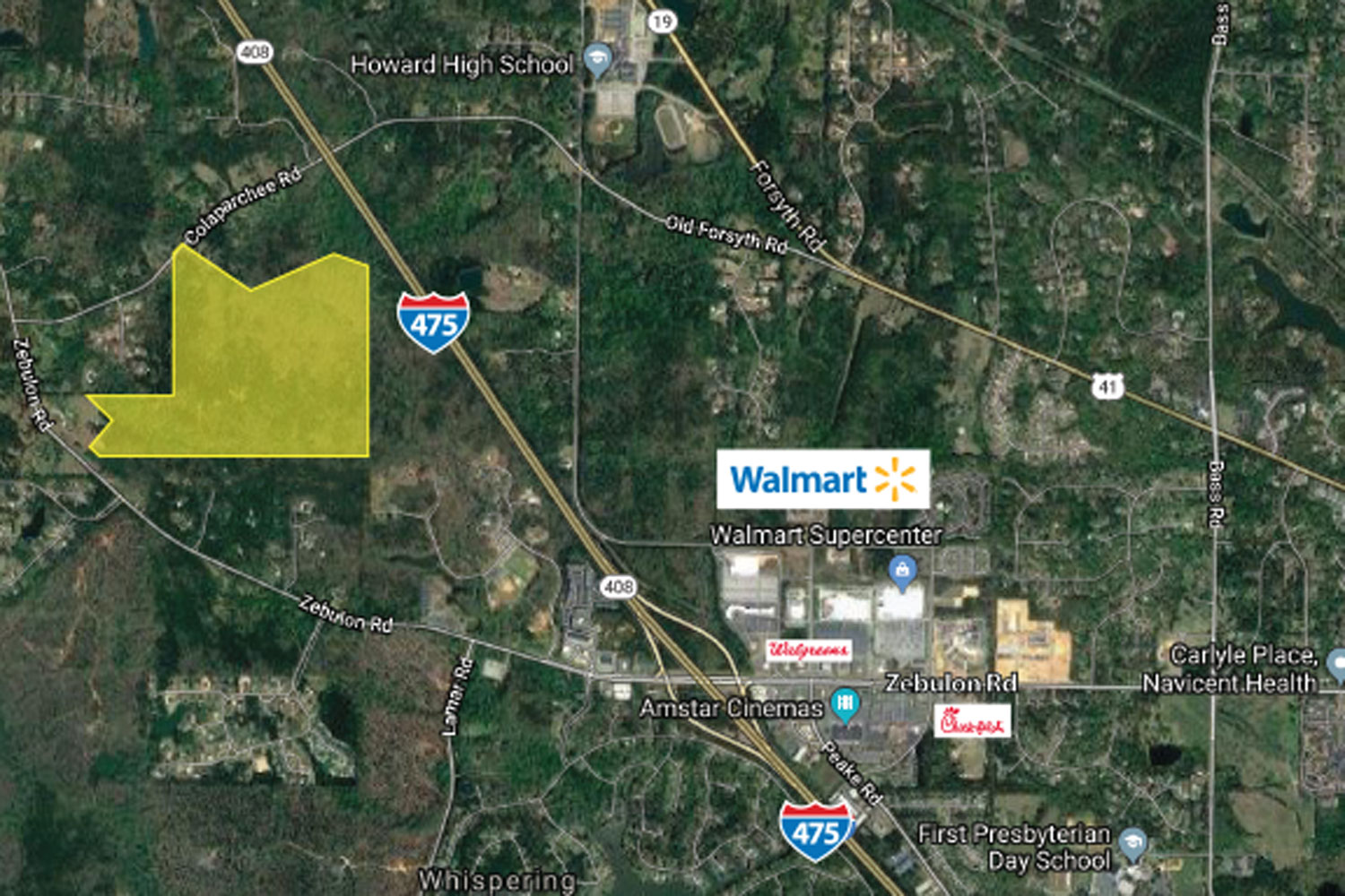 Land For Sale Zebulon Rd And Colaparchee Rd Macon Ga Thornton Realty Development In order to commemorate its centennial, amc is offering movies in 2020 at 1920 prices on opening day. thornton realty development